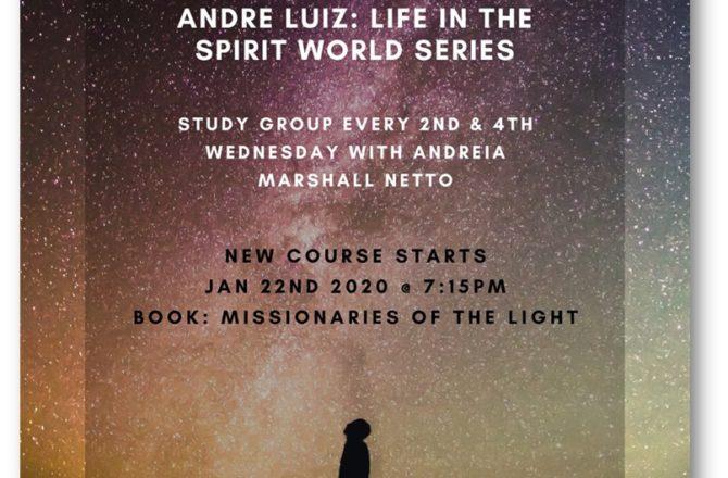 Andre Luiz Study